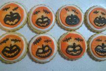Galletas Halloween / Elaboración propia
