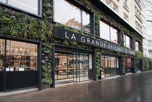 Best Parisian Food Store concept