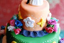 Deliciousness / Beautiful wedding creativity in cakes and other confections.
