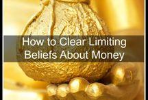 Wealth, Abundance, Money tips / Tips on improving one's relationship with money, and improving the flow of money.