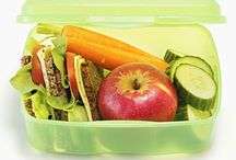 School Lunch & More Recipes / Kids are always hungry and need satisfying, yet healthy recipes for meals, snacks and lunches.