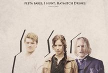 The Hunger Games / by Josie Lammers