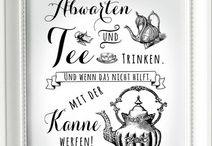 My BIG Pictures I / Bilder & Sprüche..