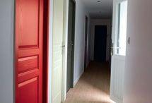 Chantier : Couloir