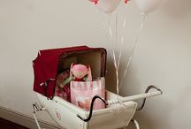 chá de bebê menina / by Clube da Joaninha ♥♥