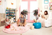 The Nursery... if only it came with a Nanny! / by Sharyn Schofield Ribeiro
