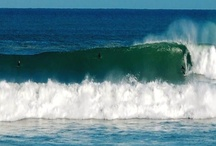 Place's I have surfed