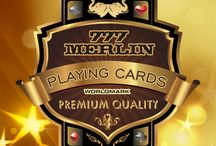 Poker Kartı / % 100 Plastik Yüksek Kaliteli Poker Kartı Logolu & Logosuz Özel İmalat Poker Kağıdı