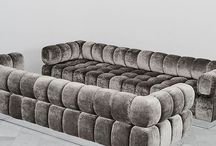 Furniture Design / Uniquely designed chairs, tables, beds, sofas. Originality is inspiring!