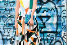 Print / Fashion show