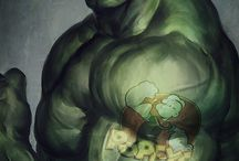 Comics: Hulk