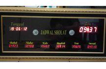 Jual Jam Digital Masjid / Jamdigitalmasjid.id - menjual jam digital masjid - jadwal sholat digital otomatis murah
