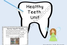 Dental health month / by Karen Marshall