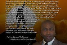 Personal Development & Motivation / Personal Development & Motivation by Patrice Samuel Robinson