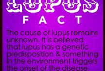 Lupus / by Caroline McLean