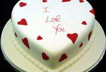 τούρτες καρδιας
