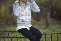 Hoodie outfits / How to wear hoodies