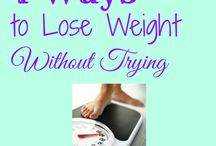 Diets and Loosing Weight
