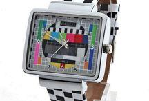 Vintage TV / #anni80 #tv #orologio