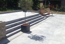 Klein Bij beton