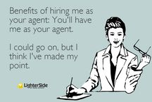 Real Estate Humor have FUN! / While selling Real Estate is not funny we love to have fun with our Real Estate Agent friends.