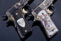 Firearms / by Martin Davis