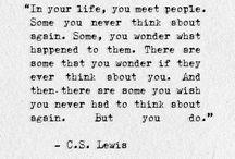 Longings & Love.