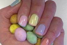 Easter nails / Easter