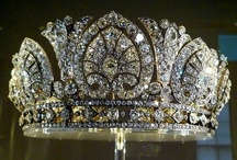 Crowns and Tiaras / Oh to be able to be royalty