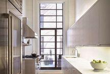Windows in kitchen / Konyhaablakok