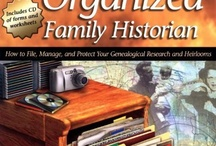 Books / Books about genealogy/family history