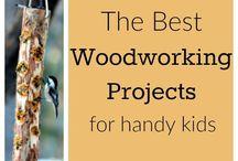 Woodworking activities