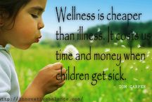 Health & Wellness / Thoughts, Quotes, Comment, Revelations, Affirmations, and Mantras about Health & Wellness