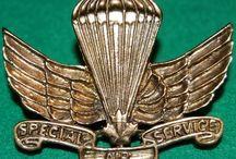 Canadeese paracommandos wings , insignes en Medailles / en ww1 / ww2 special insignes