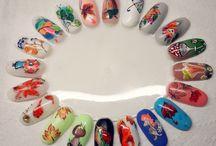 nails art Paulina