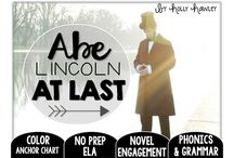 Abe Lincoln, At Last