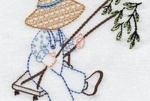 Embroider motif