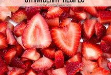 strawberries / by Baked At Weezy's