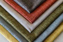 Finishes - Fabrics - Chenille