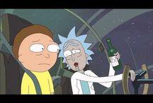 Rick and Morty / Rick and Morty. Adult Swim.