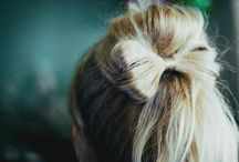 Hair / Lovely locks, bold bouffants, pretty ponytails - we love hair! Hair styling, shapes, cuts and simple hair tips that we can't get enough of.