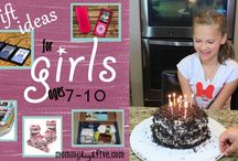 Great Gift Ideas for Girls Ages 7, 8, 9, and 10