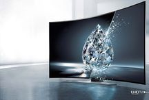 SAMSUNG TV REVIEW: Ditch the flat screen...why your next telly needs to be curved / If your trusted TV is leaving you a little flat it might be time for an upgrade.  website: http://www.dailystar.co.uk/tech/reviews/450115/Samsung-JS9500-review-Going-curved-is-the-future-of-telly  #luxury   #tv