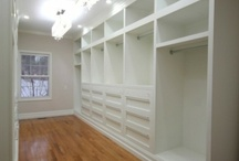 Walk-in Wardrobe / by Nicole A Findlater