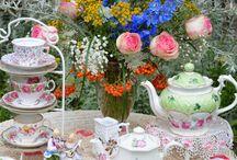 Tea Party Decorating Ideas / Tea Party Decorating Ideas