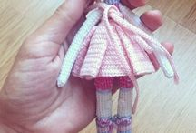 Muñecas crochets / by Dulces Mimos