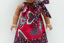 American girl dolls / by Valerie Lish