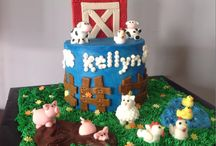 Kids Cakes! / by Confections of a Bake-A-Holic