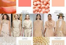 SS 2017 / Spring Summer 2017 fashion and and color trends for inspiration
