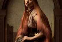 Andrey Yakolev & Lili Aleeva / Spectacular photographic style...incredible art direction...